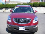 2009 Red Jewel Tintcoat Buick Enclave CXL AWD #6406524