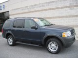 2003 True Blue Metallic Ford Explorer XLS 4x4 #64228793