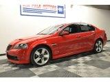 2009 Liquid Red Pontiac G8 GT #64229040