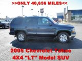 2005 Dark Blue Metallic Chevrolet Tahoe LT 4x4 #64229031