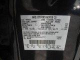 2005 F350 Super Duty Color Code for True Blue Metallic - Color Code: L2