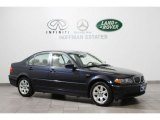 2005 Monaco Blue Metallic BMW 3 Series 325xi Sedan #64229008