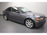 2003 Steel Grey Metallic BMW 3 Series 325i Sedan #64228715