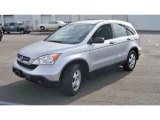 2009 Alabaster Silver Metallic Honda CR-V LX 4WD #64228348
