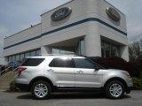 2013 Ingot Silver Metallic Ford Explorer XLT 4WD #64228288