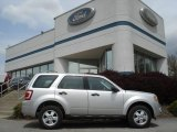 2012 Ingot Silver Metallic Ford Escape XLS #64228287