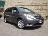 2012 Predawn Gray Mica Toyota Sienna Limited AWD #64228952