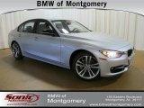 2012 Glacier Silver Metallic BMW 3 Series 328i Sedan #64228624