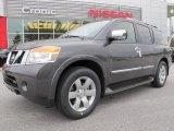 2012 Smoke Gray Nissan Armada SL #64228595