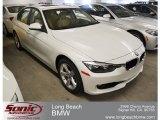 2012 Mineral White Metallic BMW 3 Series 328i Sedan #64228574