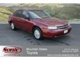 2004 Sport Red Metallic Chevrolet Classic  #64228209