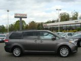 2011 Predawn Gray Mica Toyota Sienna Limited AWD #64228548