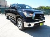 2012 Black Toyota Tundra SR5 Double Cab #64228529
