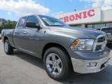 2012 Mineral Gray Metallic Dodge Ram 1500 Big Horn Quad Cab 4x4 #64228484