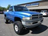 1998 Dodge Ram 1500 Intense Blue Pearl