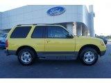 2003 Zinc Yellow Ford Explorer Sport XLT 4x4 #64288901