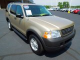 2003 Harvest Gold Metallic Ford Explorer XLS 4x4 #64289220