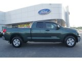 2008 Timberland Green Mica Toyota Tundra Double Cab #64288900