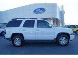2004 Summit White Chevrolet Tahoe Z71 4x4 #64288898