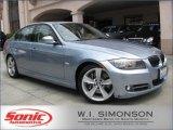 2011 Blue Water Metallic BMW 3 Series 335i Sedan #64288891