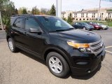 2013 Tuxedo Black Metallic Ford Explorer FWD #64288880