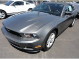 2011 Sterling Gray Metallic Ford Mustang V6 Convertible #64289193