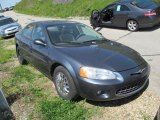 2002 Steel Blue Pearl Chrysler Sebring LXi Sedan #64288869