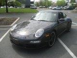 2008 Black Porsche 911 Targa 4S #64289177