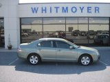 2009 Moss Green Metallic Ford Fusion SE #64289169