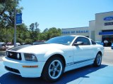 2005 Performance White Ford Mustang GT Premium Coupe #64288835