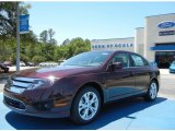 2012 Bordeaux Reserve Metallic Ford Fusion SE #64288827