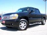 2005 Onyx Black GMC Sierra 1500 Denali Crew Cab AWD #6401203
