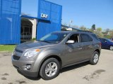 2012 Graystone Metallic Chevrolet Equinox LT AWD #64288795