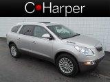 2008 Platinum Metallic Buick Enclave CXL #64289365