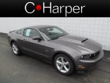 2011 Sterling Gray Metallic Ford Mustang GT Premium Coupe #64289364