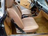 1985 Mercedes-Benz SL Class Interiors