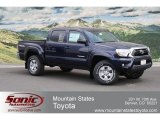 2012 Nautical Blue Metallic Toyota Tacoma V6 TRD Double Cab 4x4 #64288659