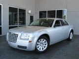 2008 Bright Silver Metallic Chrysler 300 LX #6401933