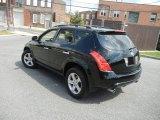 2005 Super Black Nissan Murano SE AWD #64289316