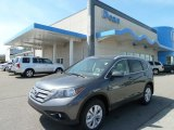 2012 Polished Metal Metallic Honda CR-V EX-L 4WD #64289293