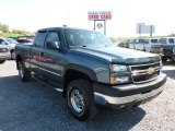 2006 Chevrolet Silverado 2500HD Extended Cab 4x4 Data, Info and Specs