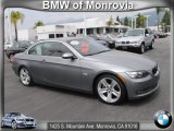 2009 Space Grey Metallic BMW 3 Series 335i Convertible #64288989