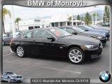 2009 Jet Black BMW 3 Series 335i Coupe #64288986