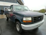 1993 Ford F150 XL Regular Cab 4x4 Data, Info and Specs