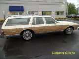 Chevrolet Caprice 1985 Data, Info and Specs