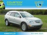2008 Platinum Metallic Buick Enclave CXL #64353351