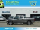2008 Mineral Gray Metallic Dodge Ram 1500 SXT Quad Cab #64353347