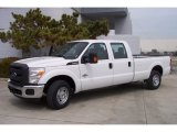 2012 Ford F350 Super Duty XL Crew Cab Data, Info and Specs