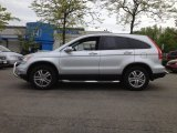 2011 Alabaster Silver Metallic Honda CR-V EX-L 4WD #64353329
