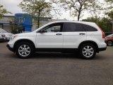 2009 Taffeta White Honda CR-V EX 4WD #64353327